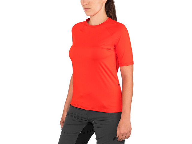 POC Essential MTB Tee Damen prismane red